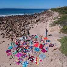 Blankets for Mandela Day!