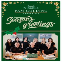 Season's Greetings from PGP!**