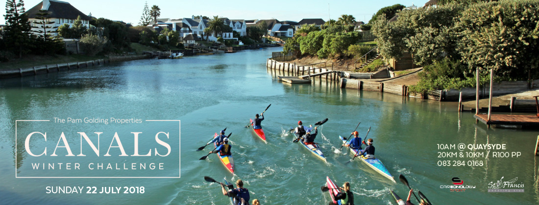 PGP St Francis Bay Canals Winter Challenge Sun 22 July 2018