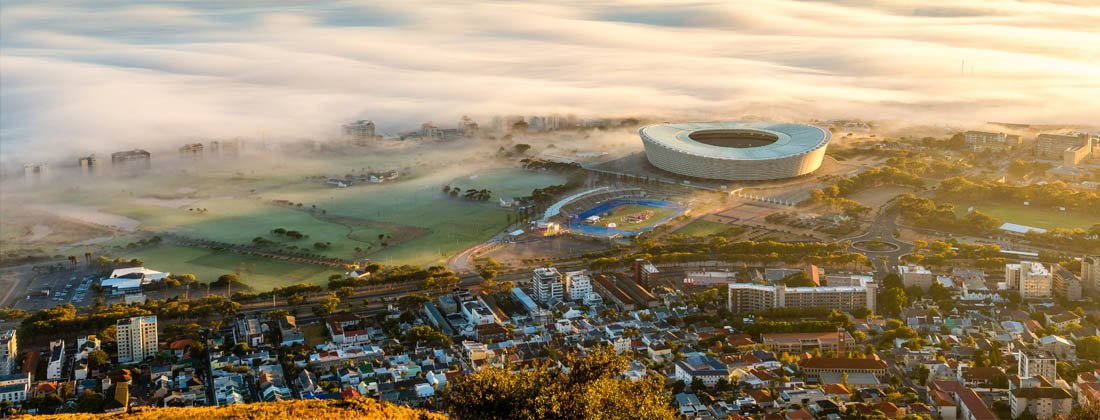 Cape Town retains its spot as the top performing metro nationally.