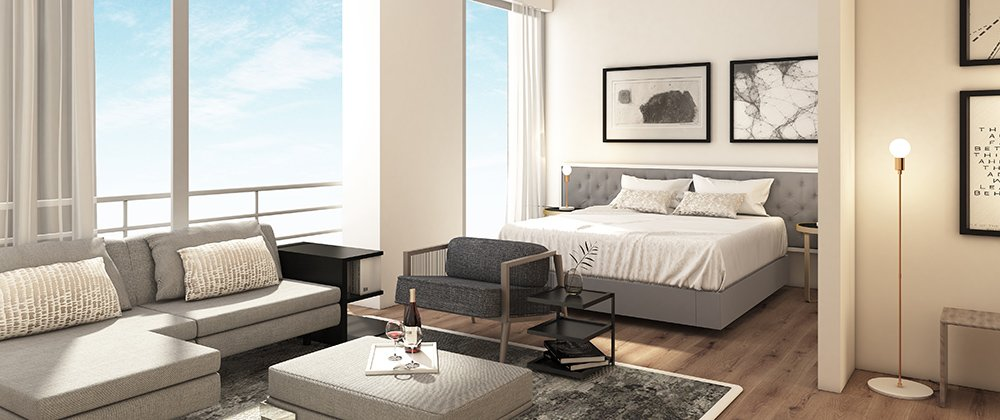one-on-whiteley-unit-b-living-bedroom