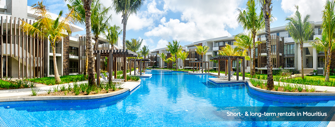 Luxury property in Mauritius