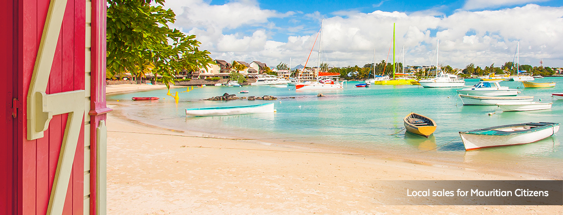 Property in Mauritius for local buyers